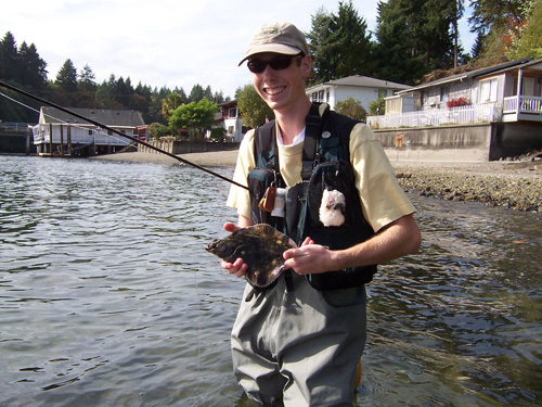 Native trout fly fishing fly fishing the puget sound for Puget sound fly fishing